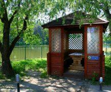3-е место на лучшее обустройство и содержание мест массового отдыха