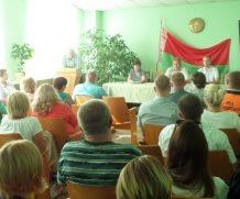 Кампания по подведению итогов выполнения коллективных договоров